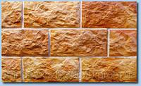 """Фасадная плитка """"Рваный камень"""" (26х12 см)"""