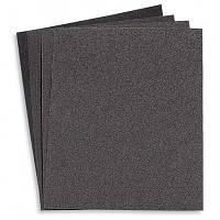 Бумага наждачная, оксид алюминия, Дерево, тканевая основа, 230х280мм, 3 листа, зерно 80 Truper.LIMER-80
