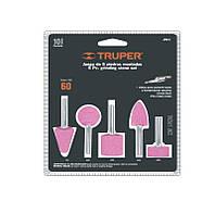 Набор абразивных бор-фрез 5 единиц  Truper .JPM-5