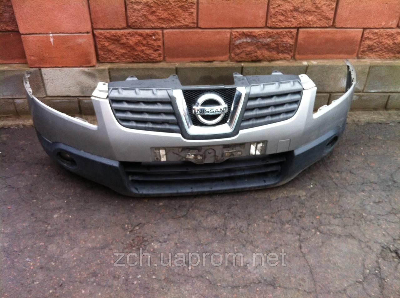 Бампер передній Nissan Qashqai