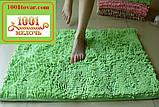 """Набор из 3-х ковриков из микрофибры """"Макароны или дреды"""" в ванную 80х50 см. и туалет 40х50 см., 45х35 см., фото 10"""