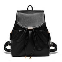 Женский городской рюкзак. Стильные женские рюкзаки в четырех цветах: красный, черный, бежевый, синий, желтый.