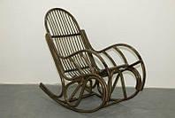 Кресло-качалка из ротанга Бриз, фото 1