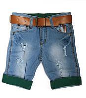 Джинсовые бриджи/капри/шорты на мальчика Big Tony 12