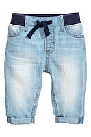 Детские джинсы 12-18 месяцев, фото 1