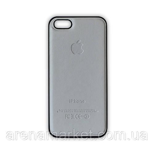 Пластиковий чохол для iPhone 5/5S - білий