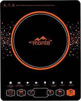 Электроплита индукционная 2200Вт Monte 2101-MT***Ф