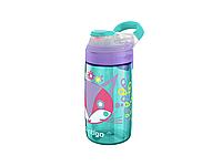 Бутылка детская Contigo Gizmo Sip Ultramarine Purrfect 420 мл (1000-0471)