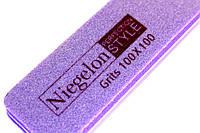 Пилки для ногтей NIEGELON (100х100грит)