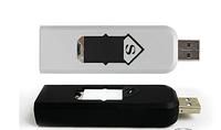 Зажигалка usb в виде флешки. Зажигалка-прикуриватель USB