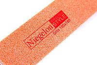 Пилки для ногтей NIEGELON (180х180грит) пилки для маникюра, фото 1