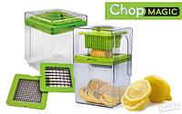Ручной измельчитель продуктов овощерезка Magic Chop