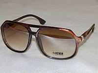 Солнцезащитные очки SOUL,  коричневые 840112