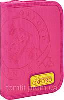 """Пенал-книжка Оксфорд (модель 530816), ТМ """"1 вересня"""""""