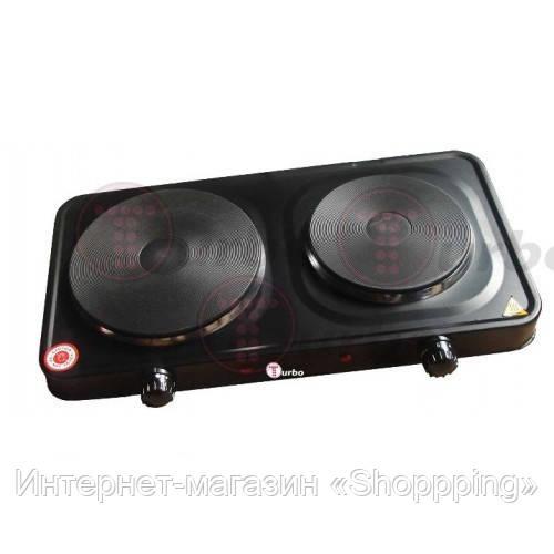 Электрическая настольная Плита  Turbo TV-3050W  - Интернет-магазин «Shoppping» в Днепре
