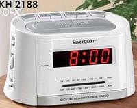 Радио часы Silver Crest KH 2188