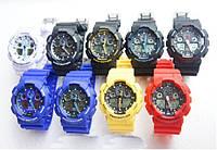 Часы наручные мужские CASIO G-SHOCK GA-100