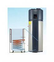 Тепловой насос для производства ГВС воздух-вода , объем 300л