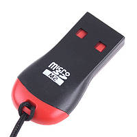 Картридер микро USB 2.0