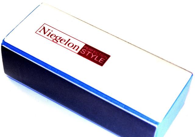 Бафы для маникюра NIEGELON полировочные