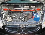 Распорка передних стоек Mitsubishi Colt 2004-  с установкой! Киев, фото 4
