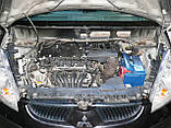 Распорка передних стоек Mitsubishi Colt 2004-  с установкой! Киев, фото 3