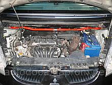 Распорка передних стоек Mitsubishi Colt 2004-  с установкой! Киев