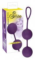 Вагинальные шарики Sweet Smile Silicone Stars XXL Balls для эффективных тренировок мышц влагалища