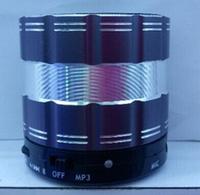 Портативный мини-динамик S-15 Bluetooth (TF+радио) цвета в ассортименте, портативная музыкальная колонка