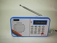 Колонка портативная радиоприемник SPS WS 958, мини колонка, оригинальная музыкальная колонка