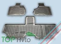 Rezaw-Plast Резиновые глубокие коврики Chrysler Voyager 2000-2007