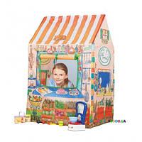 """Детская палатка """"Продуктовый магазин"""", лицензия John JN78200"""