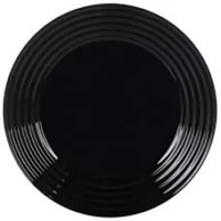Тарелка десертная 19см Luminarс Harena Black 7613l