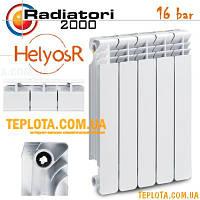 """Алюминиевый радиатор для отопления """"Radiatory Helios"""""""