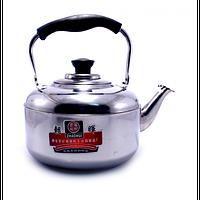 Металлический чайник газовый Zhaohui QB\T1622.7-92, чайник из нержавеющей стали на 3л, чайник для плиты