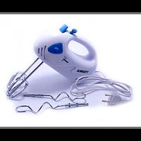 Миксер Scarlett WB-12, миксер ручной для кухни, электрический миксер, ручной миксер с насадками