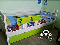 """Кровать детская """"Елочка"""". Ольха, фото 1"""