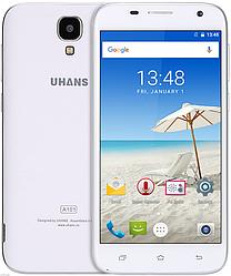 "Смартфон Uhans A101 MTK6737 1/8 Gb 5"" white"