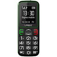 Мобильный телефон с большими кнопками Sigma mobile Comfort 50 - Бабушкофон