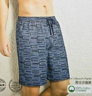 Мужские пляжные шорты 98303