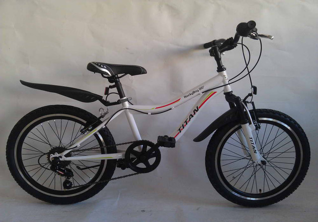 Велосипеды Titan