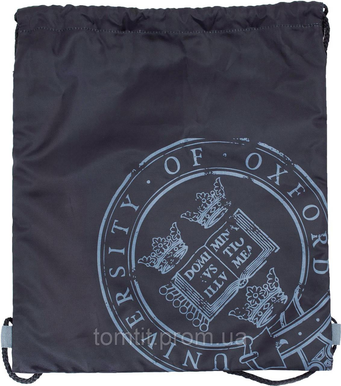 """Сумка для обуви с карманом """"Оксфорд"""" (модель 551974), ТМ """"1 вересня"""""""