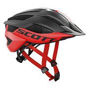 Шлем Scott ARX MTB Plus красно-чёрный, размер M