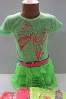 Платье детское на девочку 4 - 12 лет