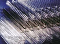 Сотовый поликарбонат 4мм Makrolon бронза