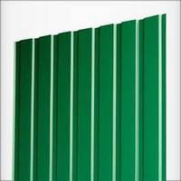Профнастил стеновой цветной С10 0,3мм