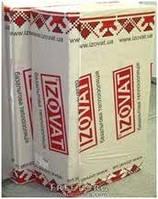 Теплоизоляционные материалы IZOVAT (30х1000х600), плт.135 кг/м3, фото 1