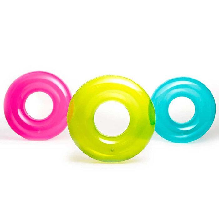 Детский надувной круг Intex Д=76см. 59260