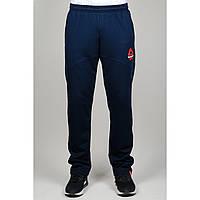 Спортивные брюки REEBOK UFC 20744 темно-синие индиго