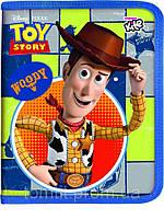 """Папка пластиковая для тетрадей """"Toy Story"""", (на молнии)"""
